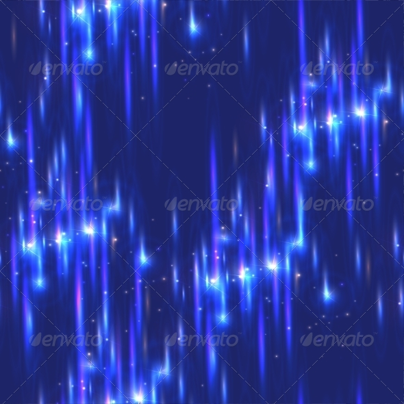 GraphicRiver Glowing Shiny Seamless Background with Lights 7992919