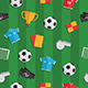 Soccer Pattern - GraphicRiver Item for Sale