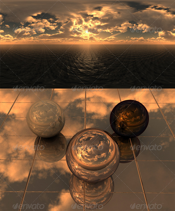 3DOcean Sea 120 7993678