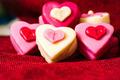 Small heart-shaped chocolates - PhotoDune Item for Sale