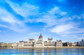 Parliament in Budapest, Hungary, Europe - PhotoDune Item for Sale