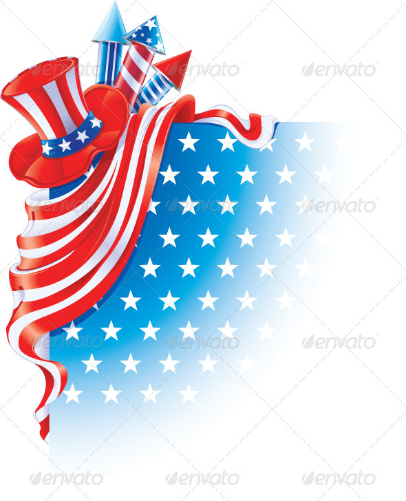GraphicRiver Fourth of July 7994439