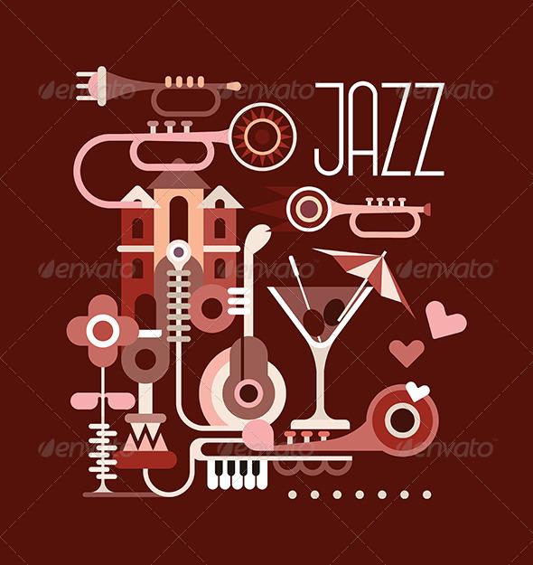 GraphicRiver Jazz 7994602