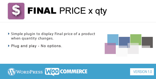CodeCanyon Final Price 7994706