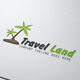Travel Land Logo - GraphicRiver Item for Sale