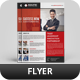 Corporate Flyer Template Vol 21 - GraphicRiver Item for Sale