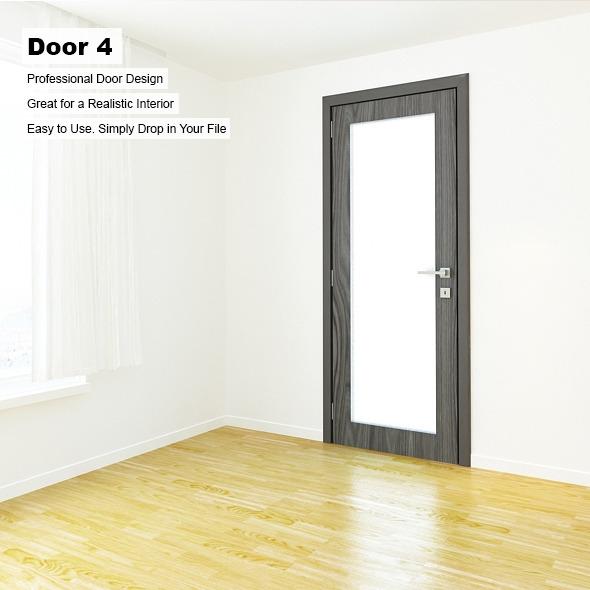 3DOcean Door 4 7995194