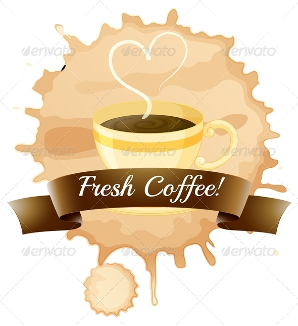 GraphicRiver Fresh Coffee 7995359