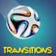 9-Pack Brazil Mundial Ball Transitions - VideoHive Item for Sale