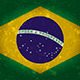 Brazil Flag 2 Pack - Grunge and Retro - VideoHive Item for Sale