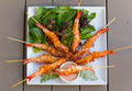 Grilled Shrimps - PhotoDune Item for Sale