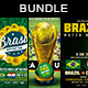Soccer Cup Bundle Vol. 14 - GraphicRiver Item for Sale