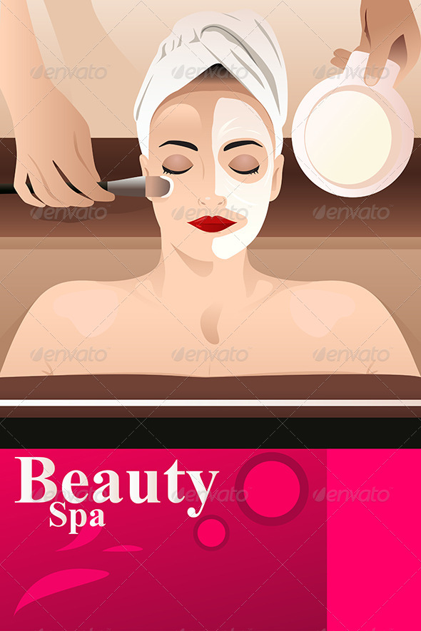 GraphicRiver Beauty Spa 7996298