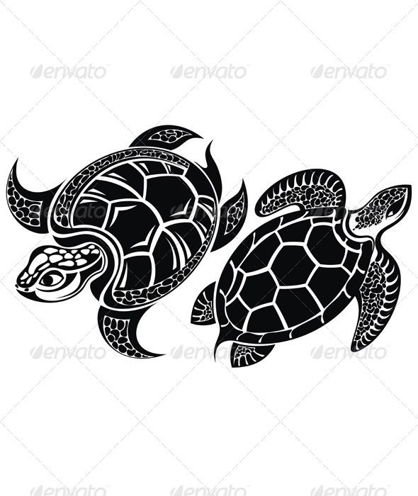 GraphicRiver Turtle 7996544