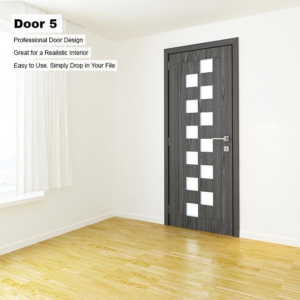 3DOcean Door 5 7996858