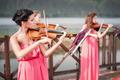 Girls Plays Violin - PhotoDune Item for Sale