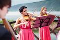 Girls Plays Violins - PhotoDune Item for Sale