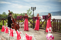 Musicians Playing at a Wedding - PhotoDune Item for Sale
