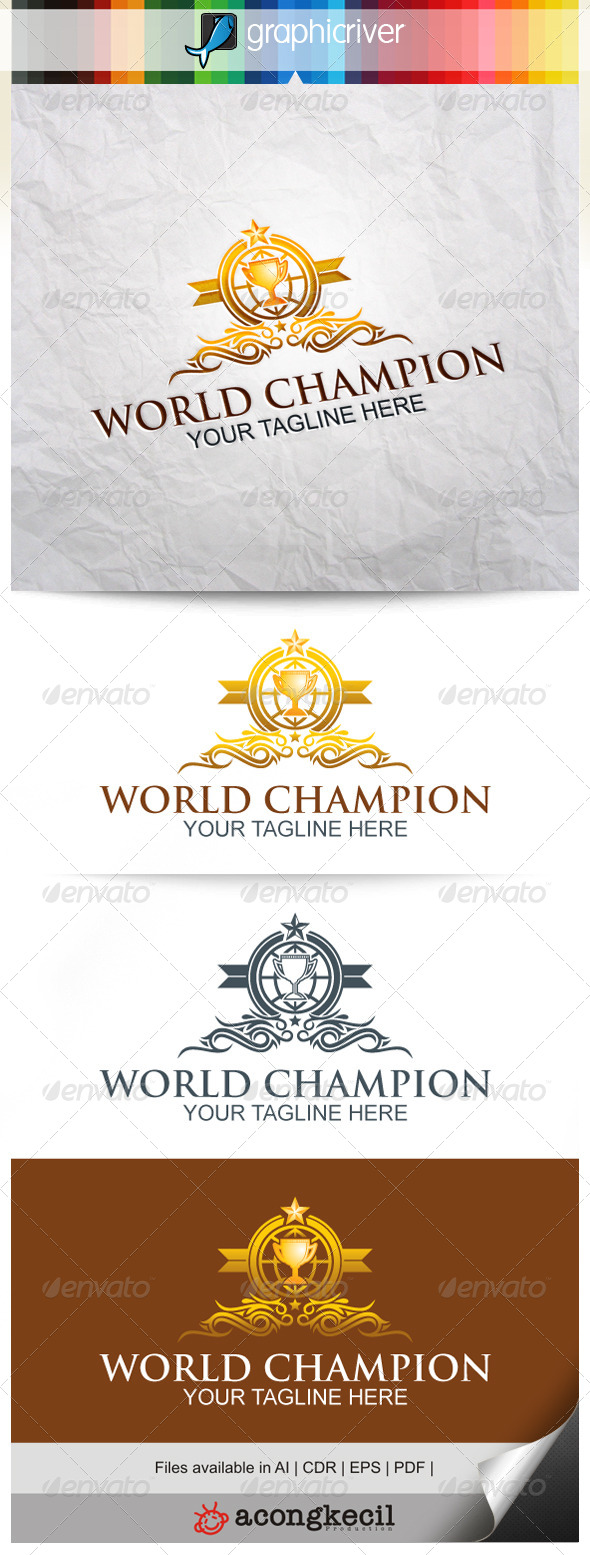 GraphicRiver World Champion 7997292