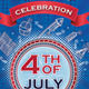 Independence Day 4th of July Flyer Template - GraphicRiver Item for Sale