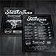 Vintage Restaurant Flyer - GraphicRiver Item for Sale