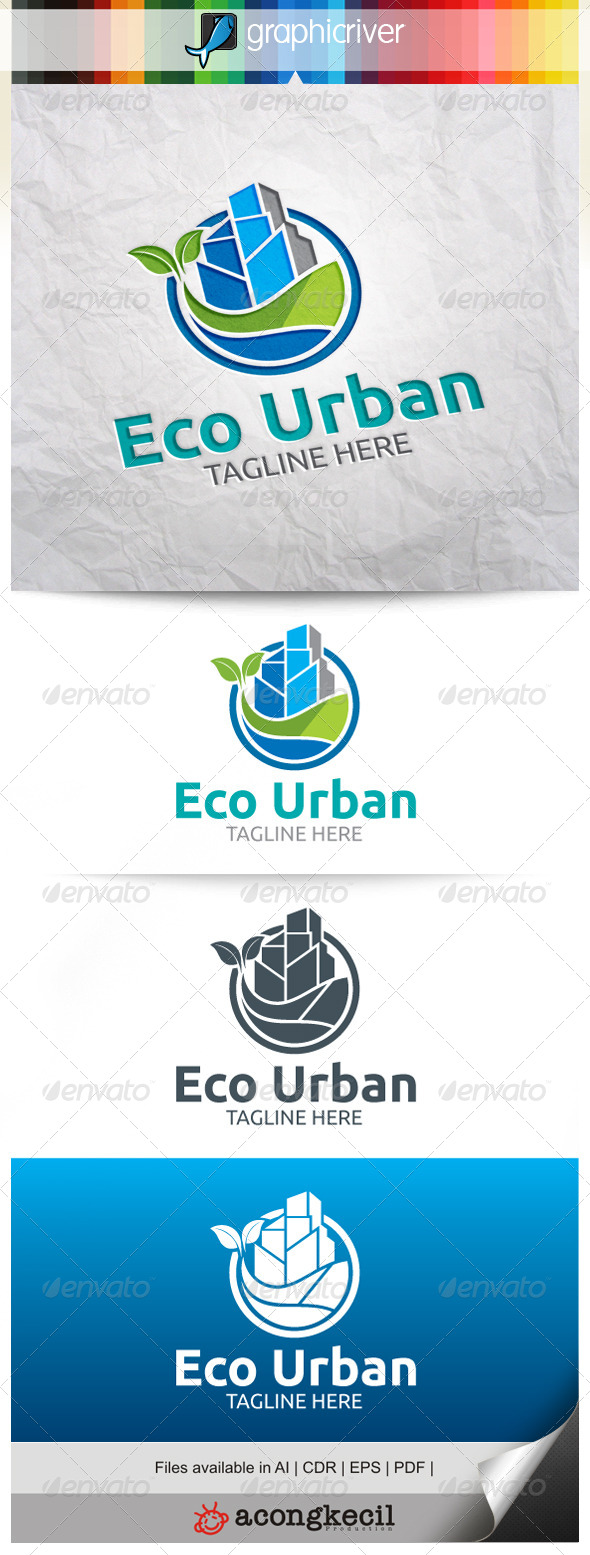 GraphicRiver Eco Urban 7997698