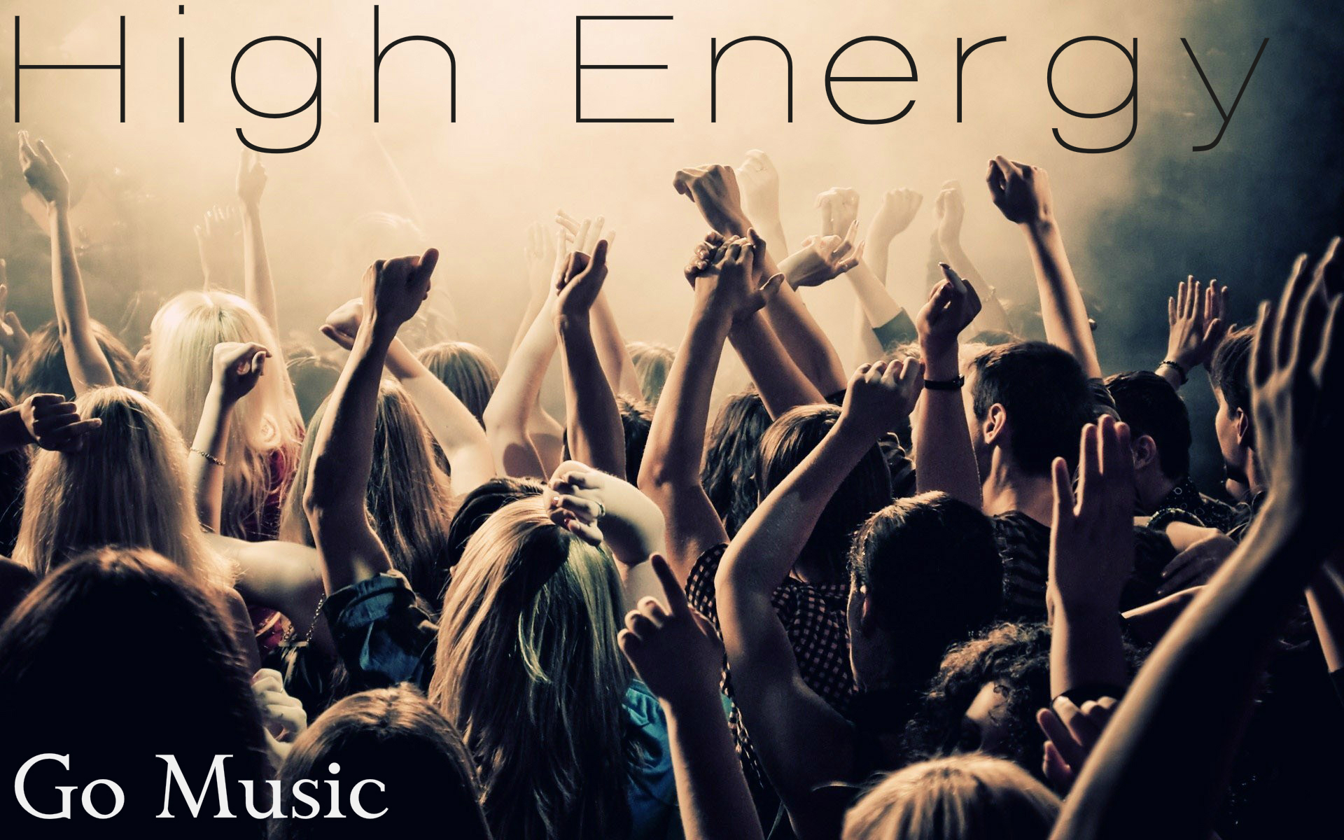 High Energy Music