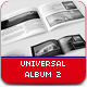 Universal Album 2 - GraphicRiver Item for Sale