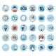 Finance and Banking Icons - GraphicRiver Item for Sale