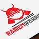 Ramen Warior Logo - GraphicRiver Item for Sale