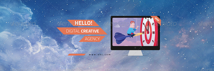 Twitter Header Cover Designs - Web/IT Companies By 1stone ...
