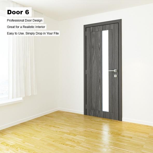 3DOcean Door 6 7998683
