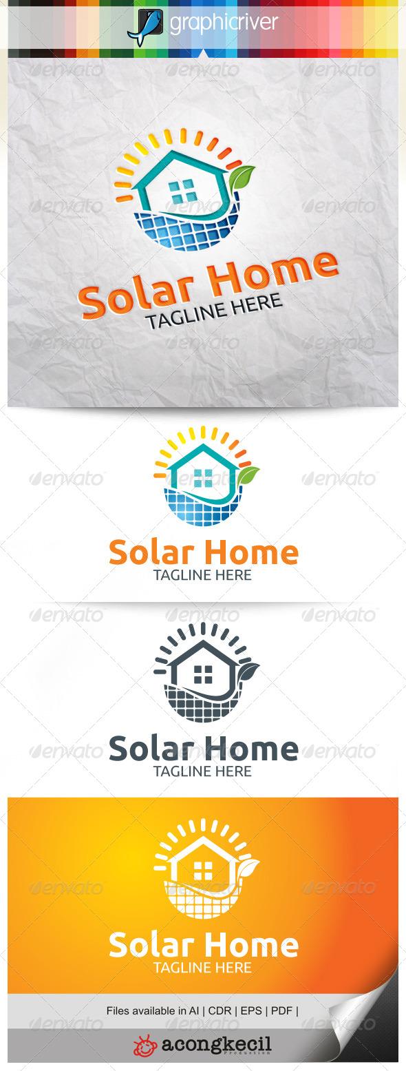 GraphicRiver Solar Home 7998790
