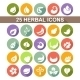 Leaf Icons - GraphicRiver Item for Sale