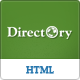 Directory Portal & Listing HTML Template - Business Corporate