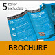 Business Brochure Trifold - GraphicRiver Item for Sale
