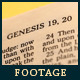 Old Holy Bible 20 - VideoHive Item for Sale