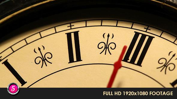 Vintage Clock 49