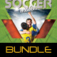 2 in 1 Sport Banner and Flyer Bundle - GraphicRiver Item for Sale
