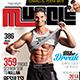 Muscle Fitness Magazine + 2 Covers - GraphicRiver Item for Sale