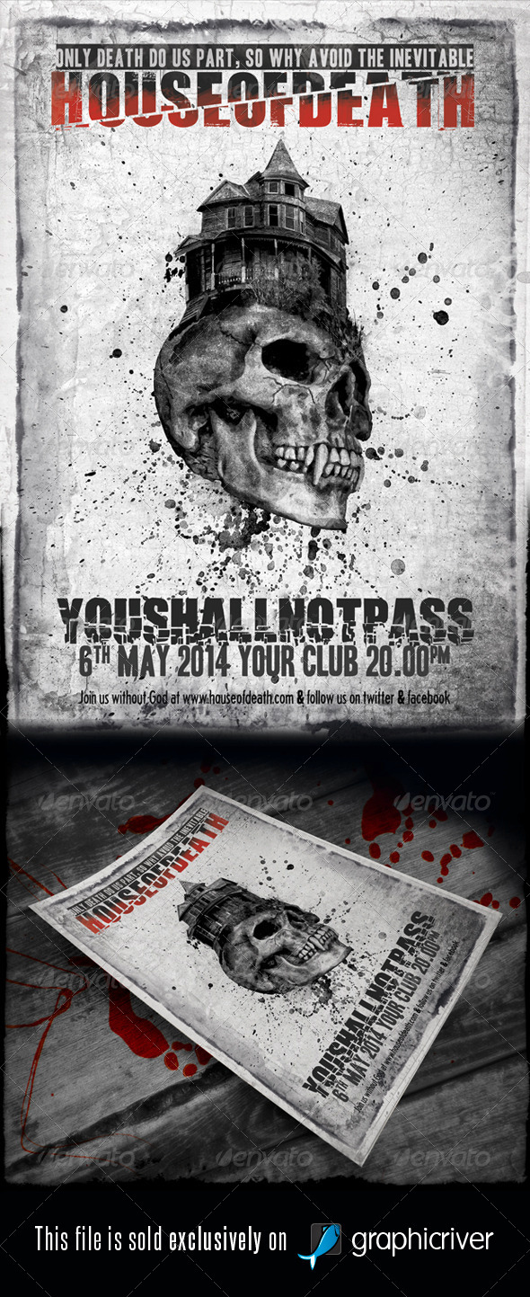 GraphicRiver Heavy Metal Vol.12 7384749