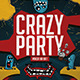 Super Party Flyer - GraphicRiver Item for Sale