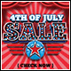 Fourth of July & Sale Banner - GraphicRiver Item for Sale