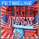 Fourth of July Sale Outdoor Banner Pack