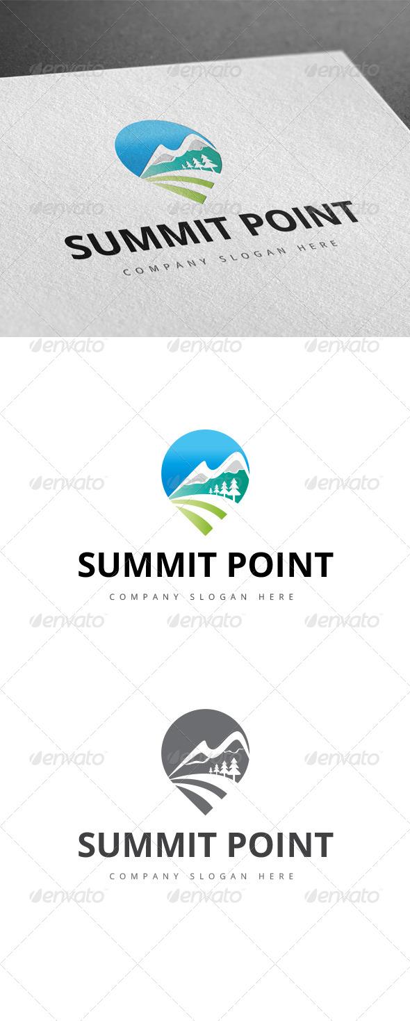 GraphicRiver Summit Point 8002738