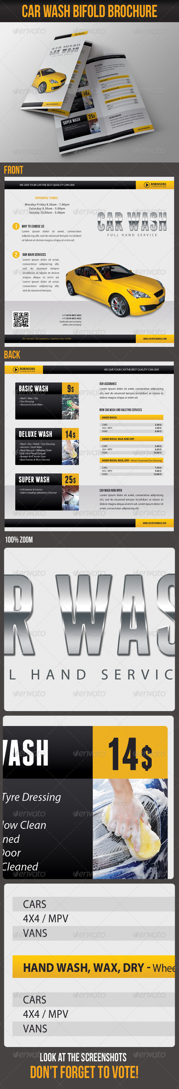 GraphicRiver Car Was Bifold Brochure 01 8002810