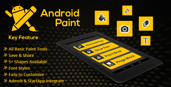 CodeCanyon Android Paint 8003348