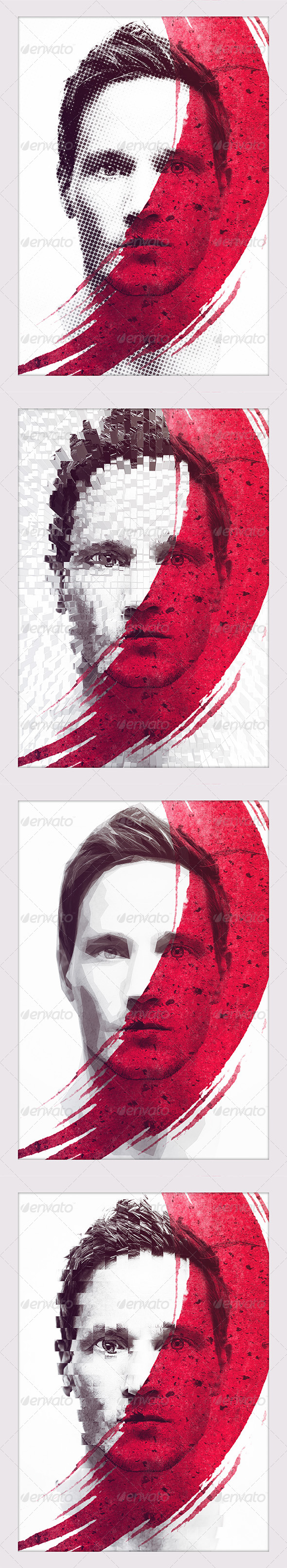 GraphicRiver Dream Template Premium Effects 8004232
