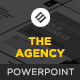 The Agency - Powerpoint Template - GraphicRiver Item for Sale
