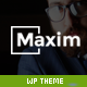 Maxim - Simple Company and Lawyer Theme - ThemeForest Item for Sale